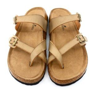 🥳NEW! Everglades Birk-3 in Taupe